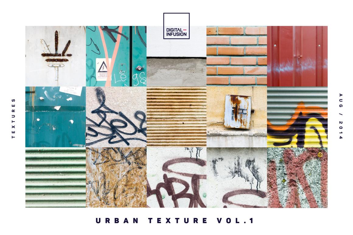 Urban Texture   VOL.1 example image 1