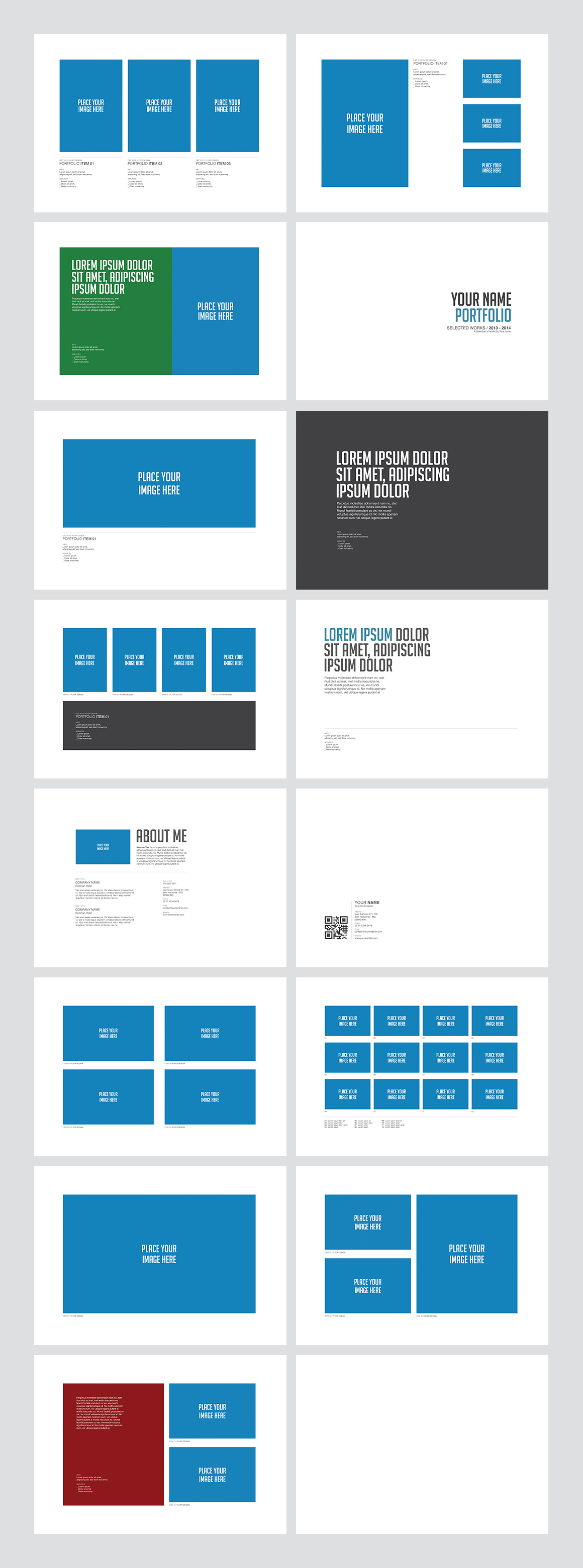 Portfolio Brochure Vol.01 example image 20