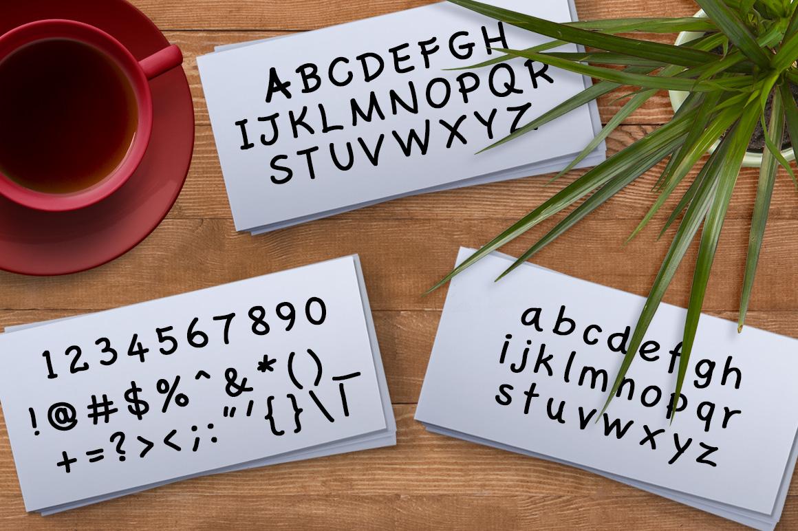 Font No.10, No.11 and No.12 example image 6