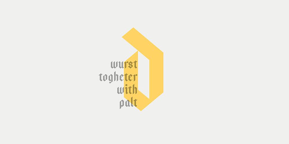 Bajern Typeface example 5
