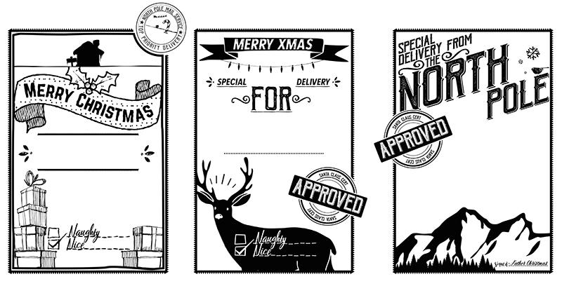 Free Santa Sack Designs example 1