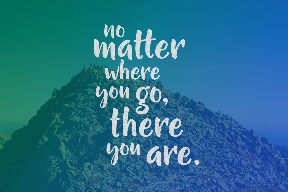 Gumption - classic quote from Buckaroo Banzai