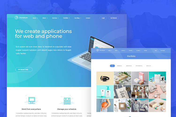theme planet the best free and premium website themes