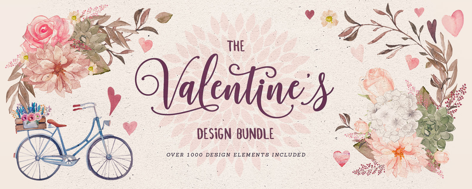 Valentines Design Bundle Cover