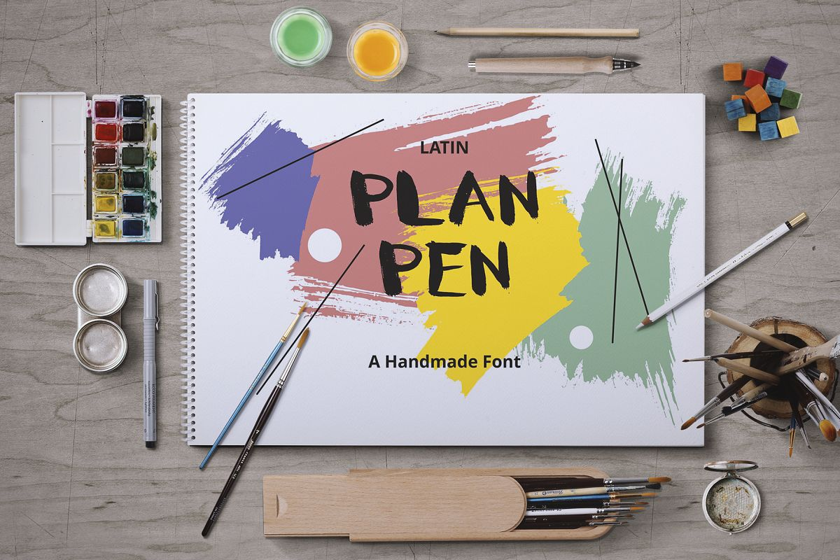 Plan Pen example image