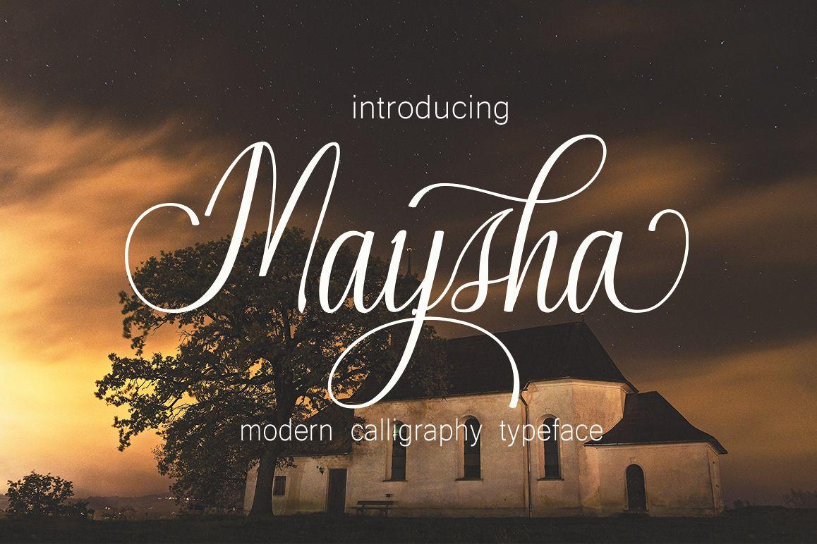 Maysha example image