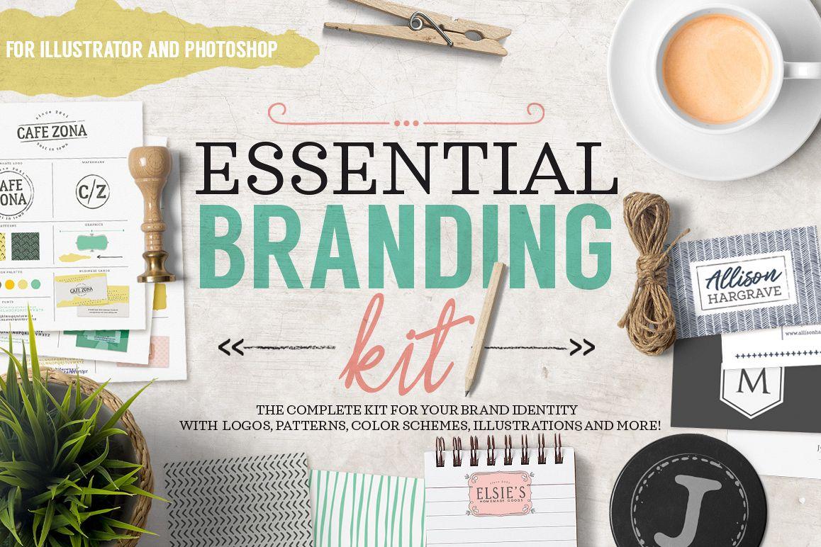 Essential Branding Kit example image