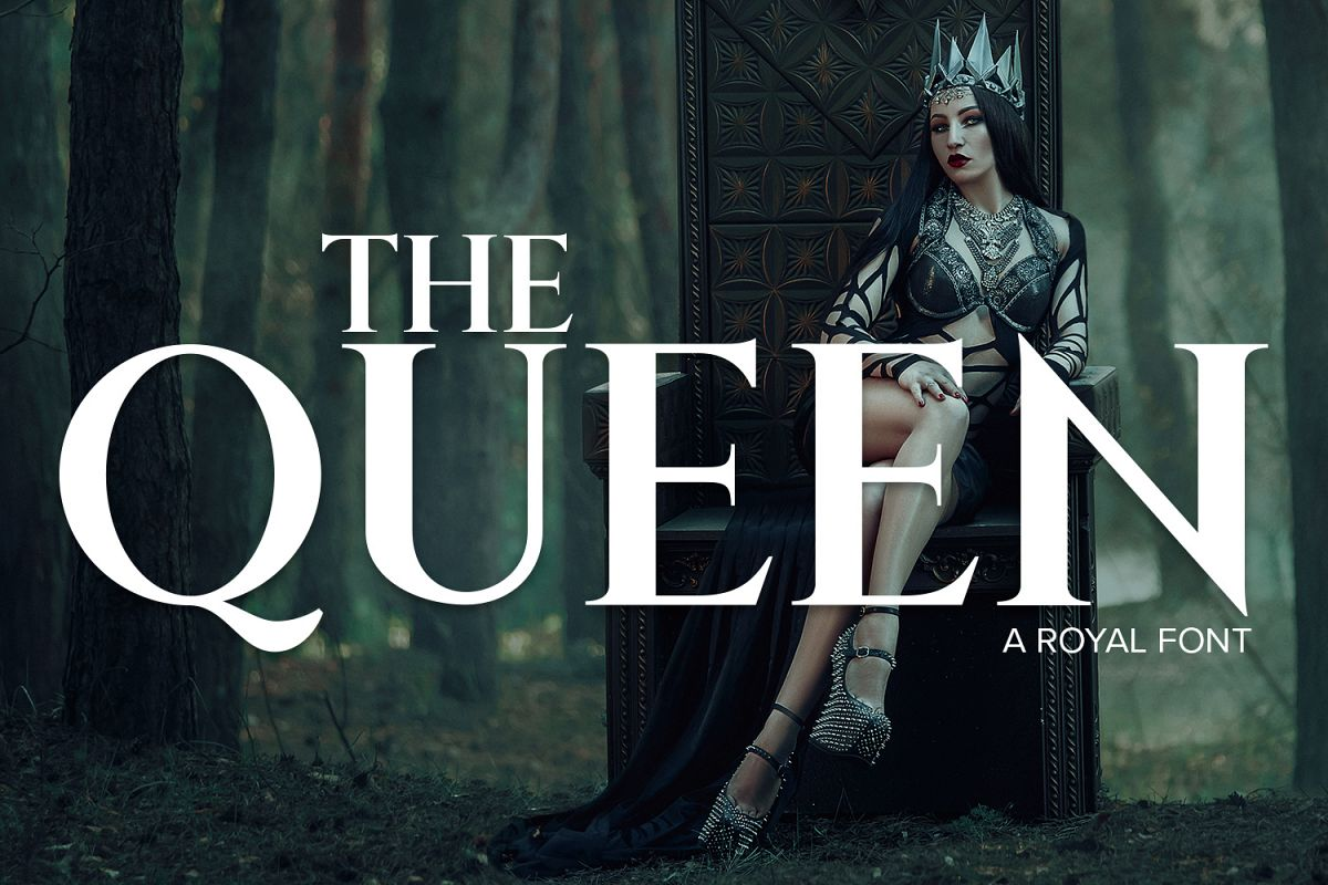 The Queen example image