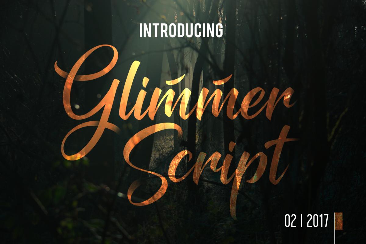 Glimmer Script example image