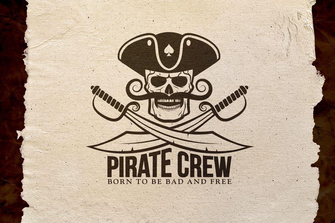 Pirate Crew Logo example image 2