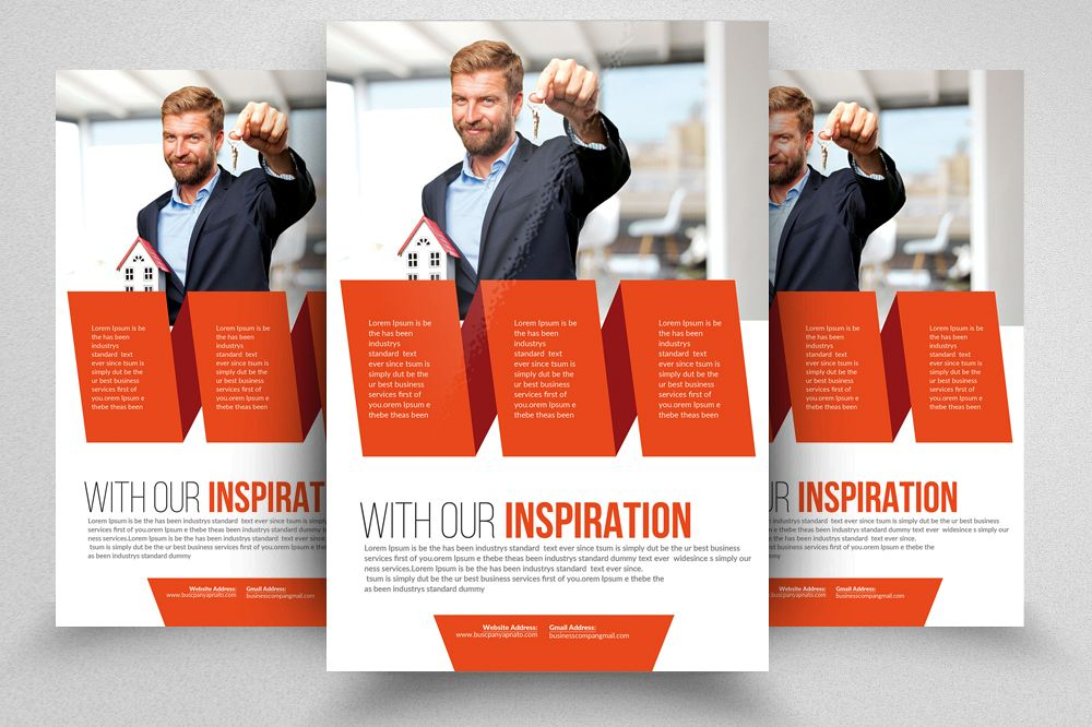 show flyer templates