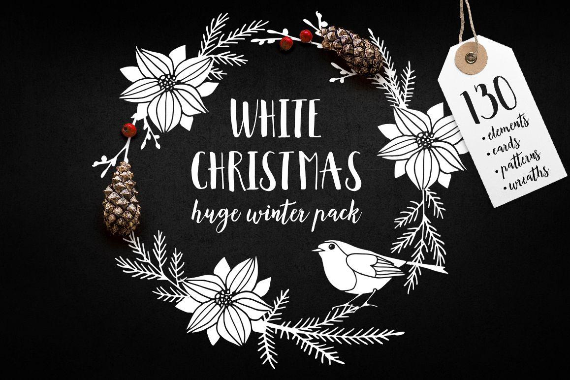 White Christmas set example image
