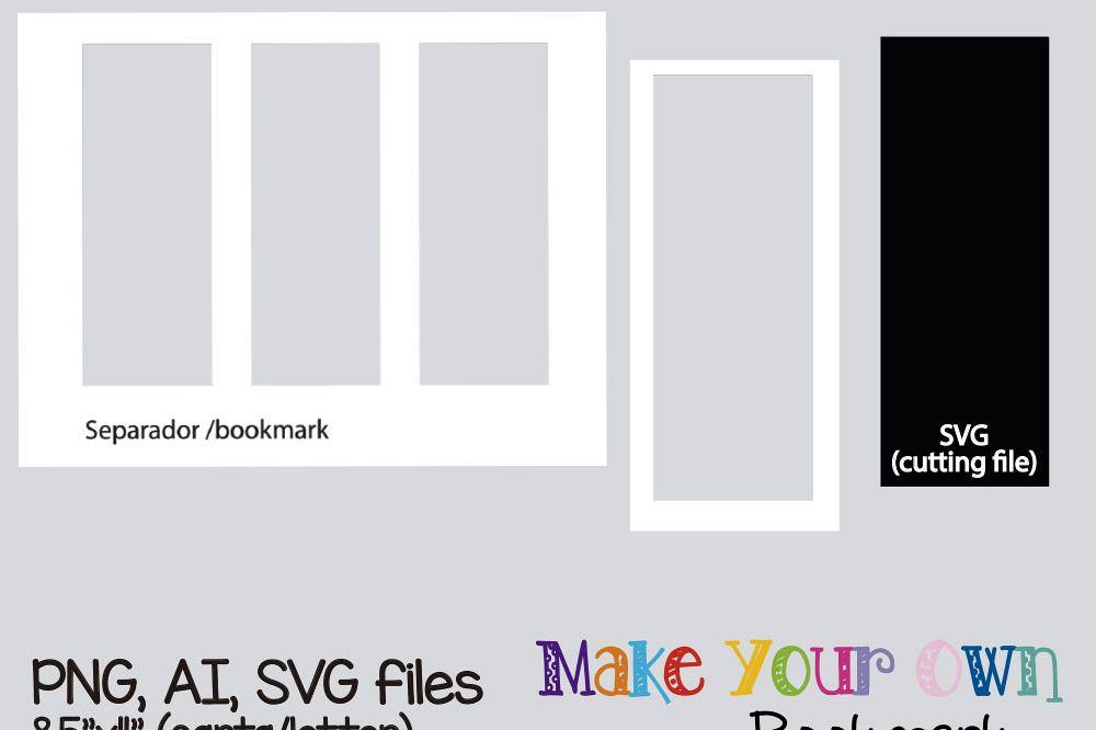 picture bookmark template