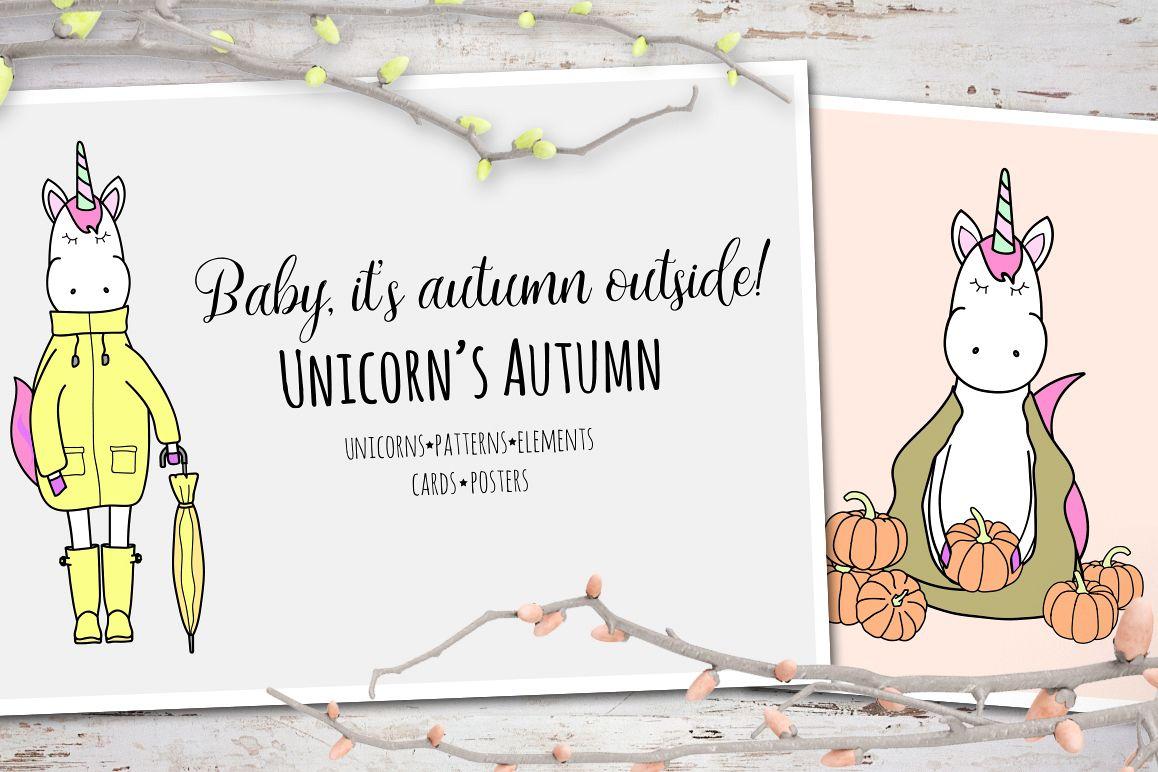 Unicorn's autumn example image