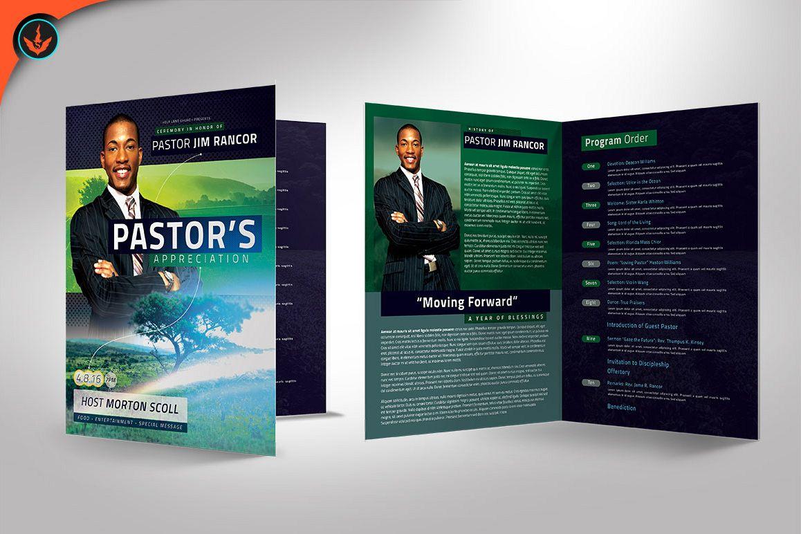 Modern pastors appreciation program tem design bundles modern pastors appreciation program template example image thecheapjerseys Images