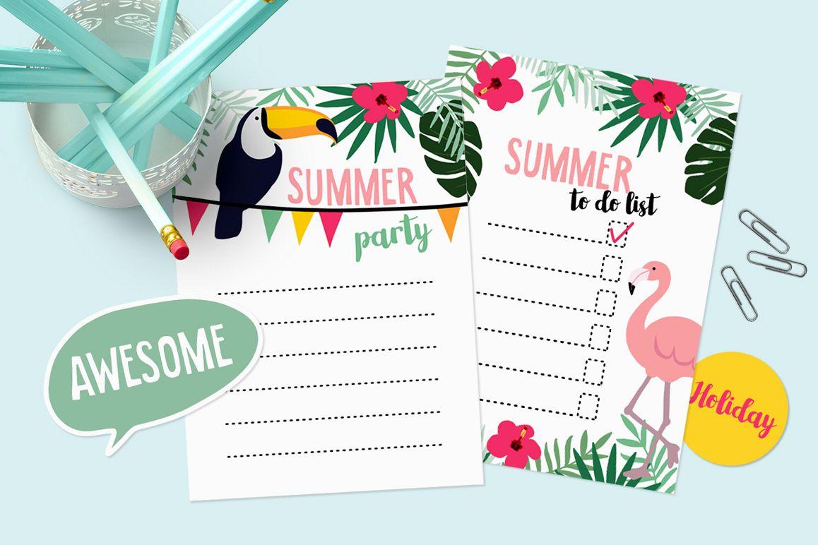 Summer Paradise set example image 2