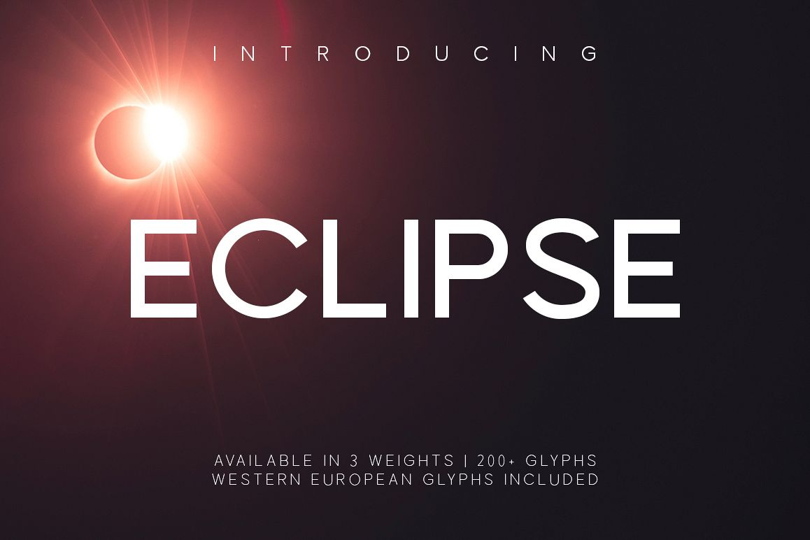 Eclipse example image