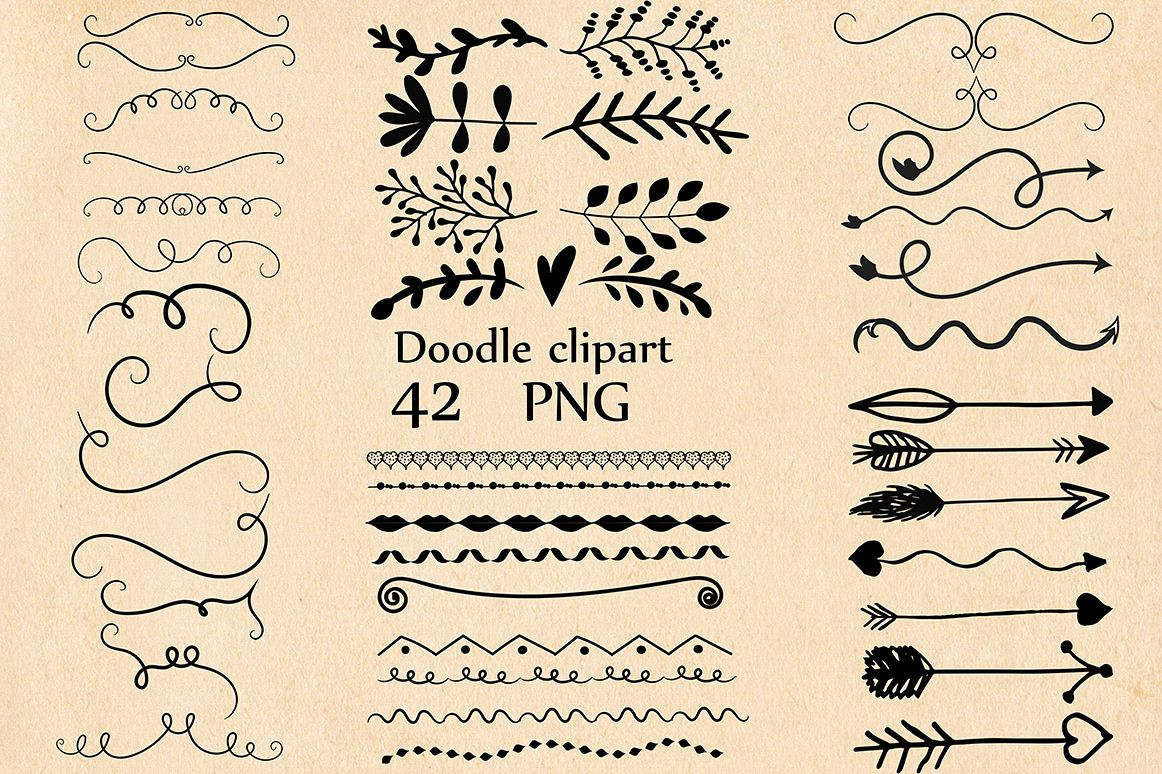 Doodle clipart example image