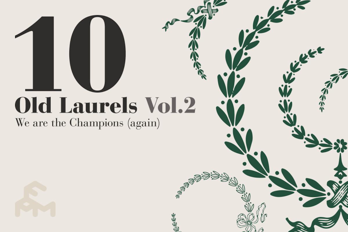 10 Old Laurels - Vol.2 example image