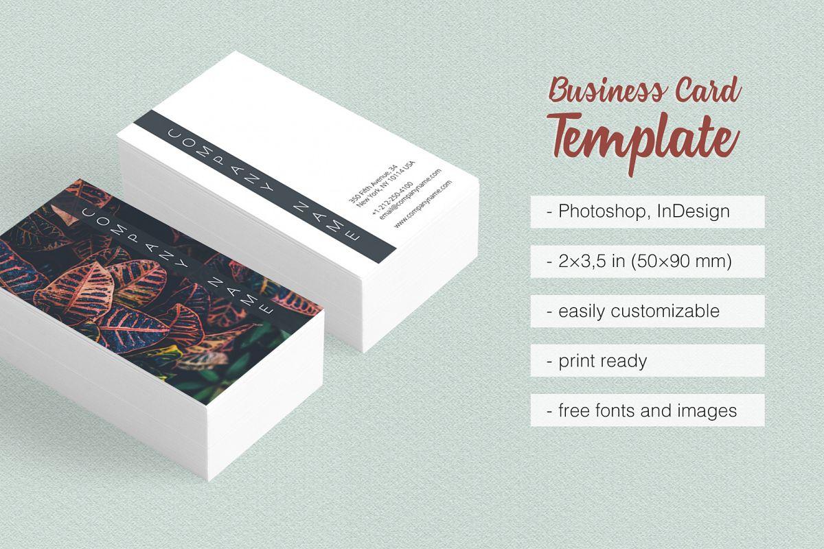 Asian Dream Business Card Template 2 by | Design Bundles