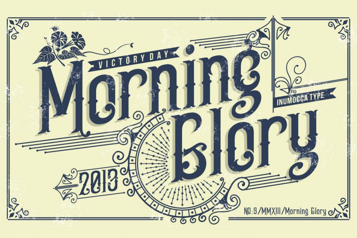 Morning Glory example image