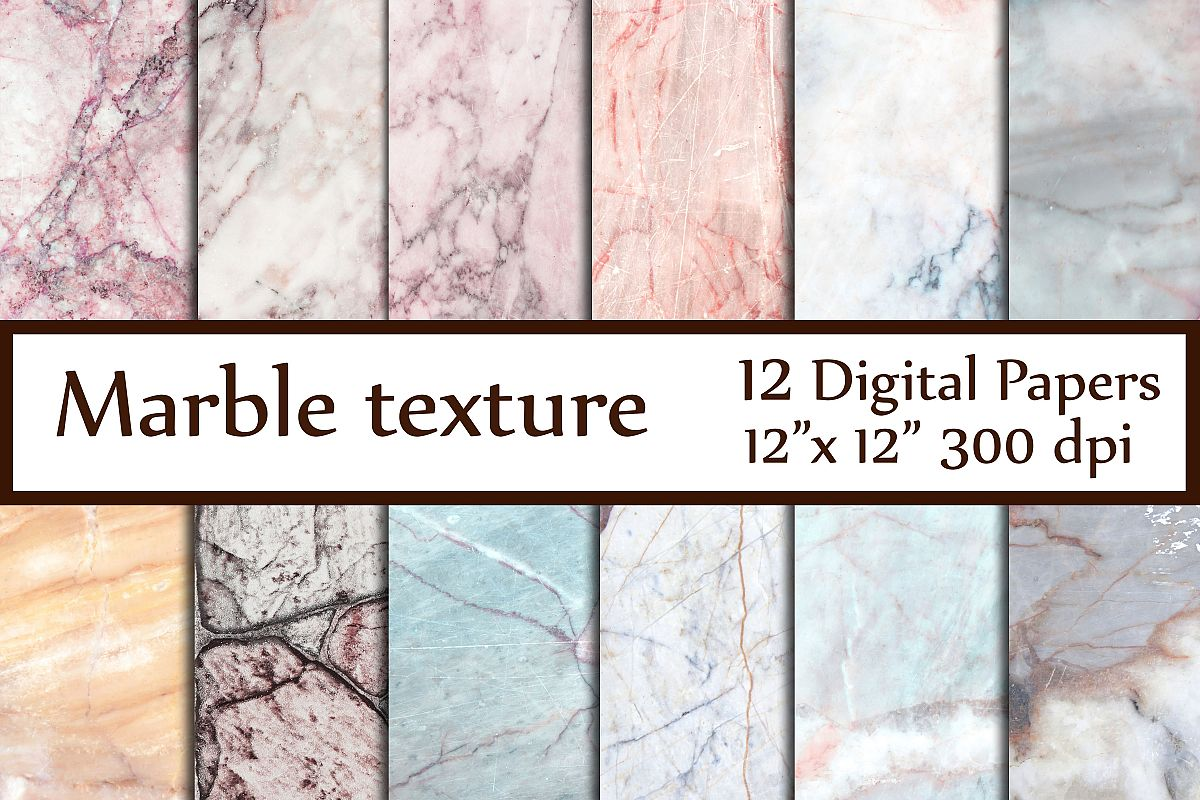 Marble Digital Paper example image