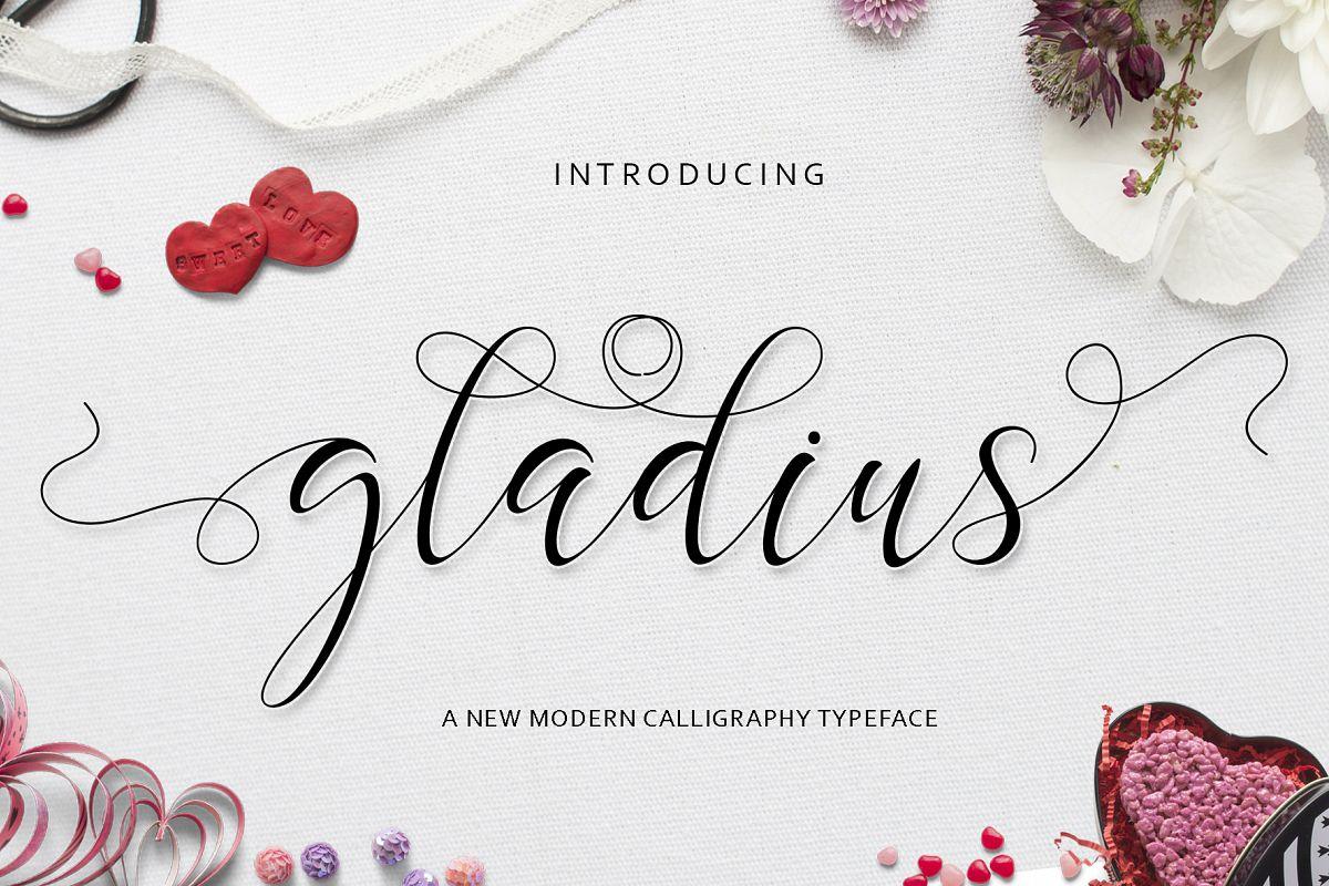 Gladius Script example image