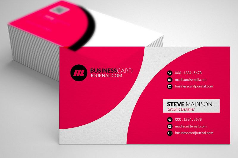 Business card by sanaimran design bundles business card example image reheart Image collections
