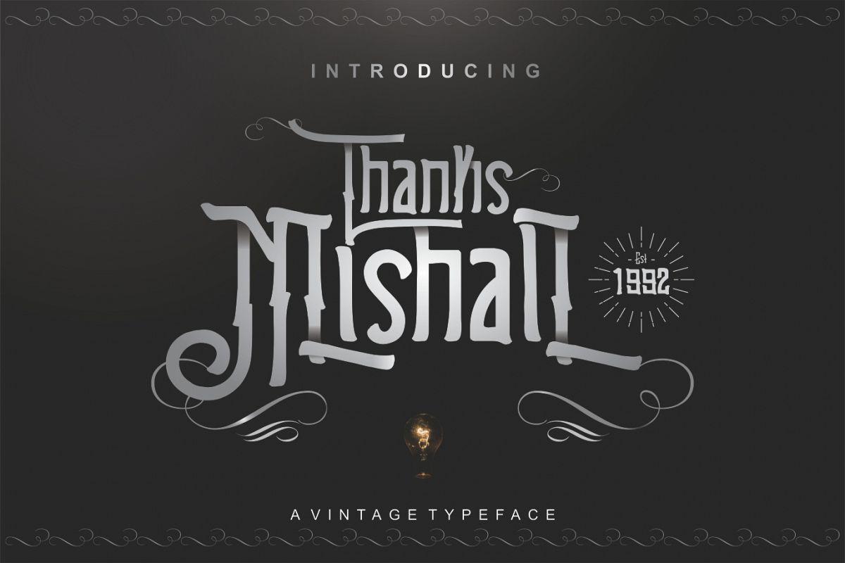 Mishall example image
