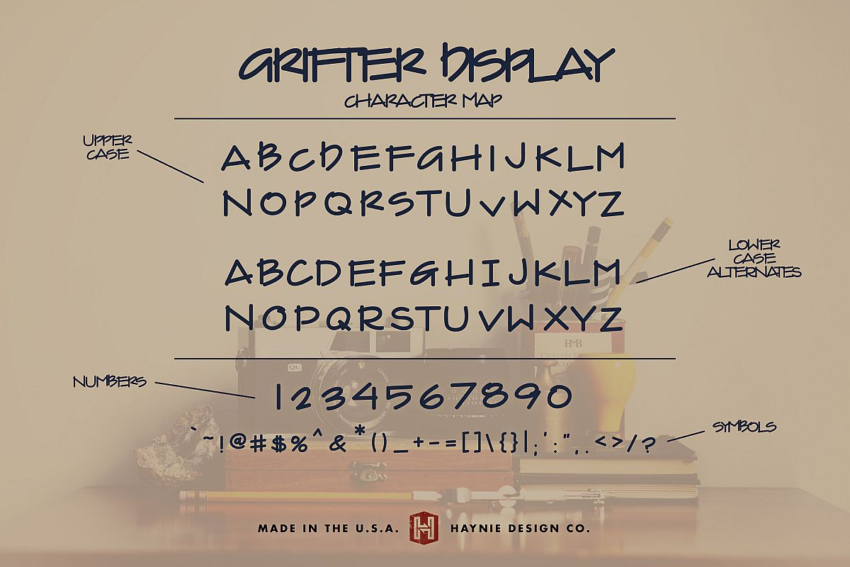 Grifter architect blueprint handwriting font bundles grifter architect blueprint handwriting font example image 7 malvernweather Choice Image