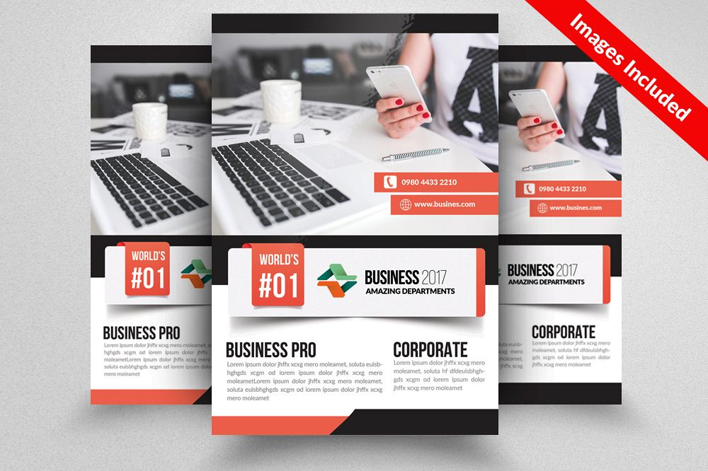 Computer Repair  Data Entry Flyer Temp  Design Bundles