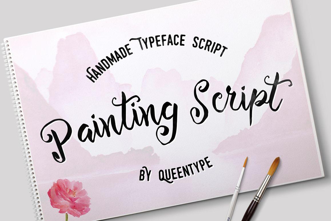 Painting Script + Bonus example image
