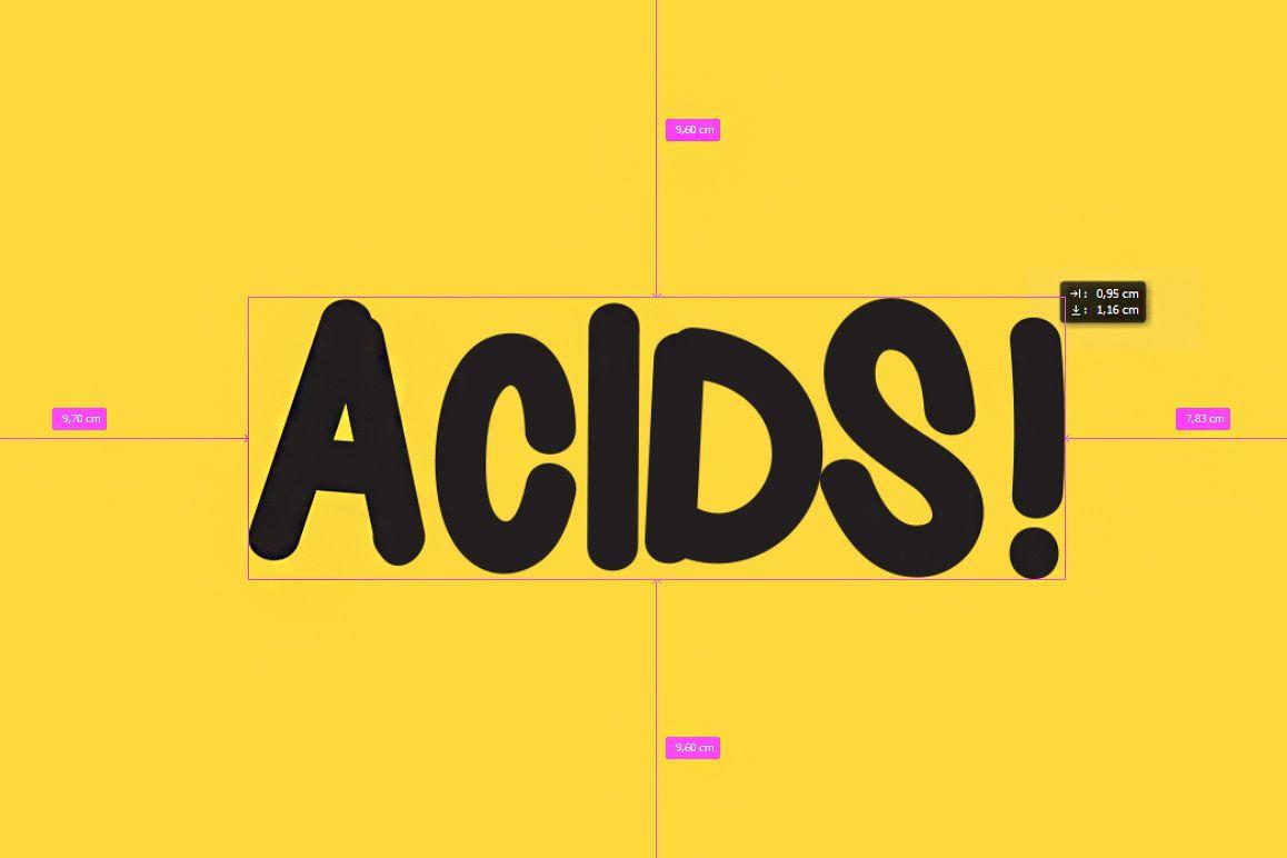 Acids! example image