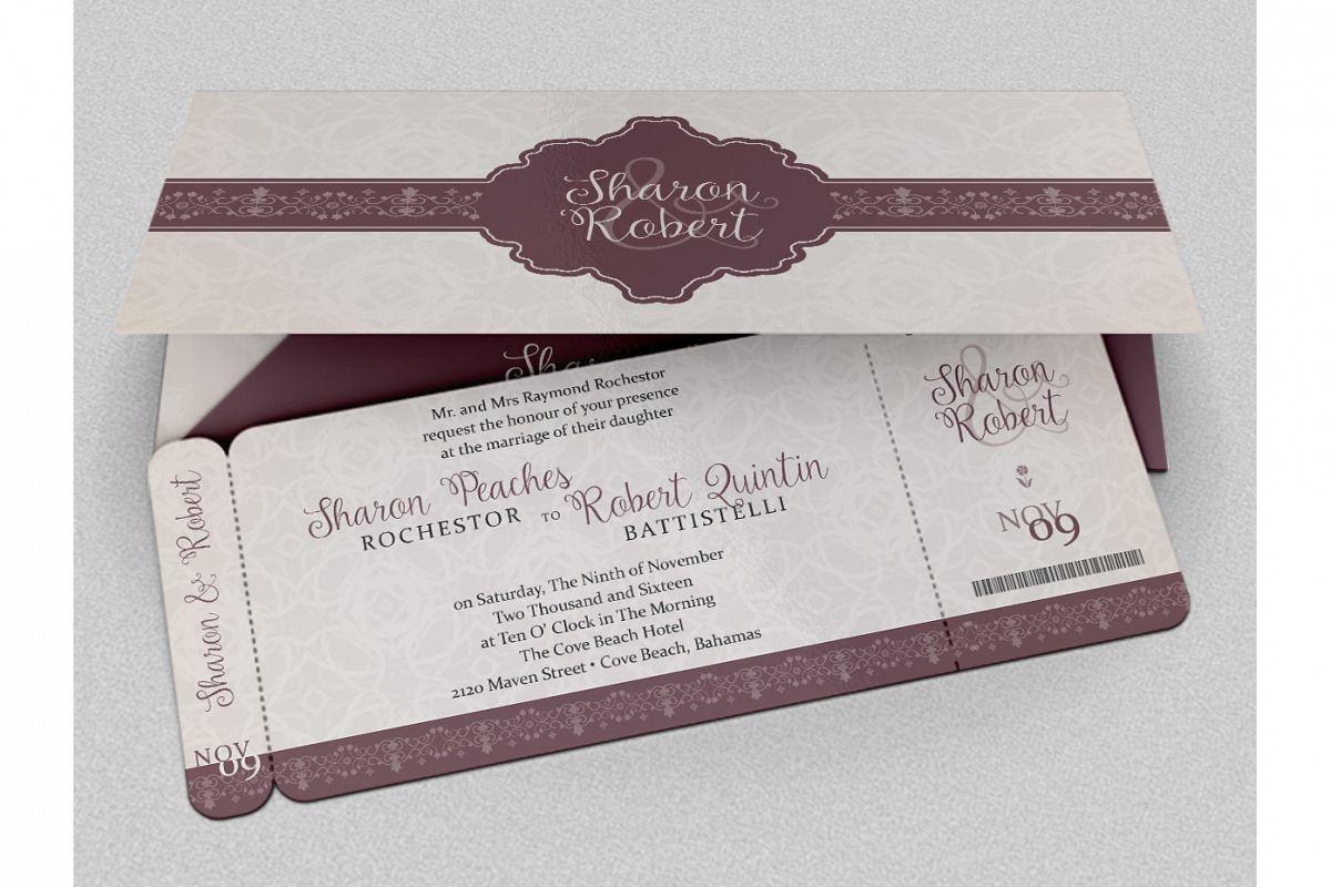 boarding pass invitation - Dorit.mercatodos.co