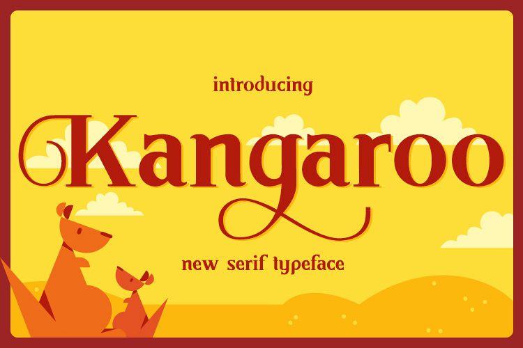 Kangaroo example image