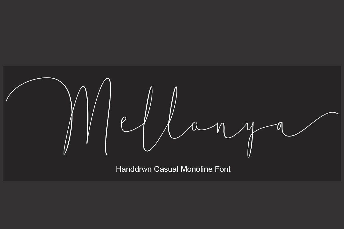 Mellonya example image
