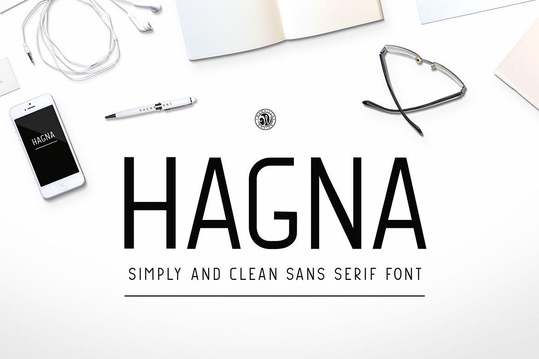 Hagna example image