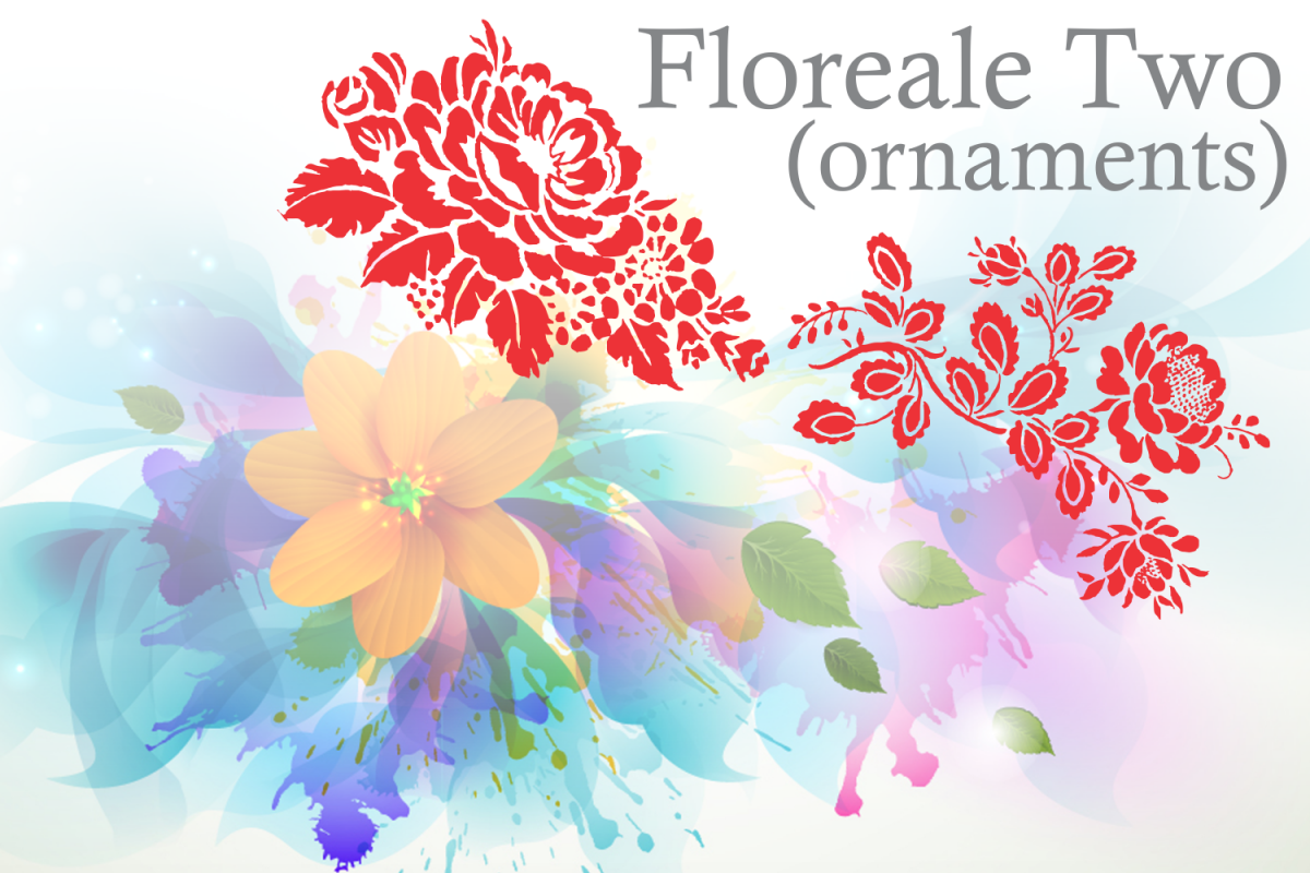 Floreale Two example image