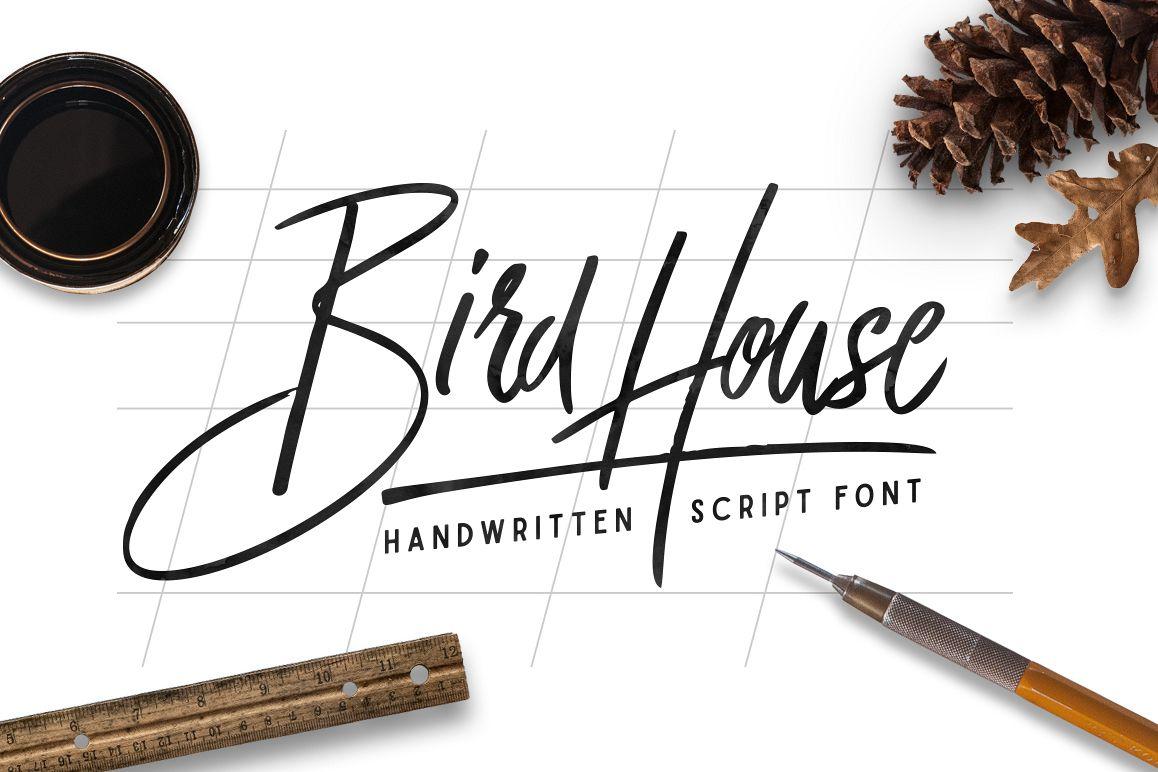 Bird House Script example image