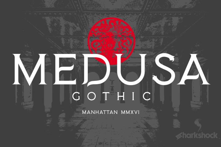 Medusa Gothic example image