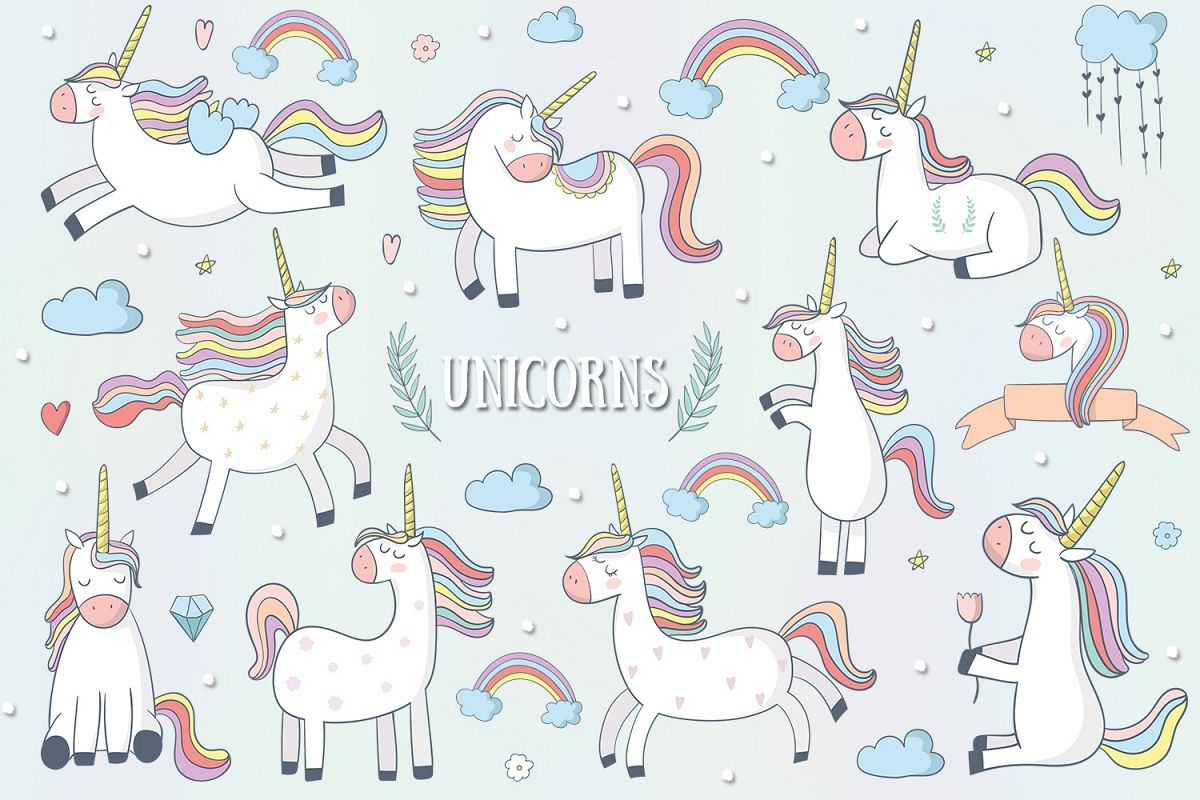 Unicorns example image