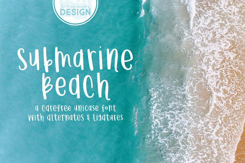 Submarine Beach example image