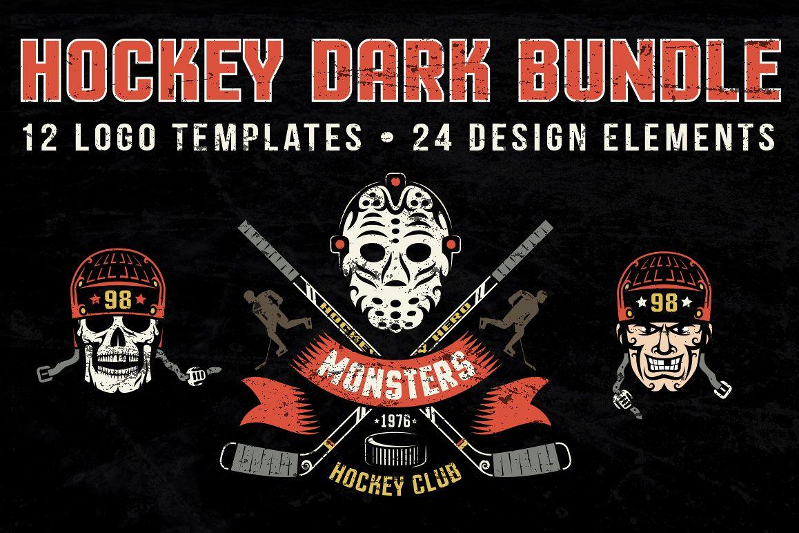 Hockey Dark Bundle example image