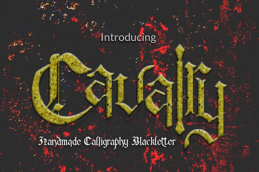 Cavalry + Bonus Vector example image
