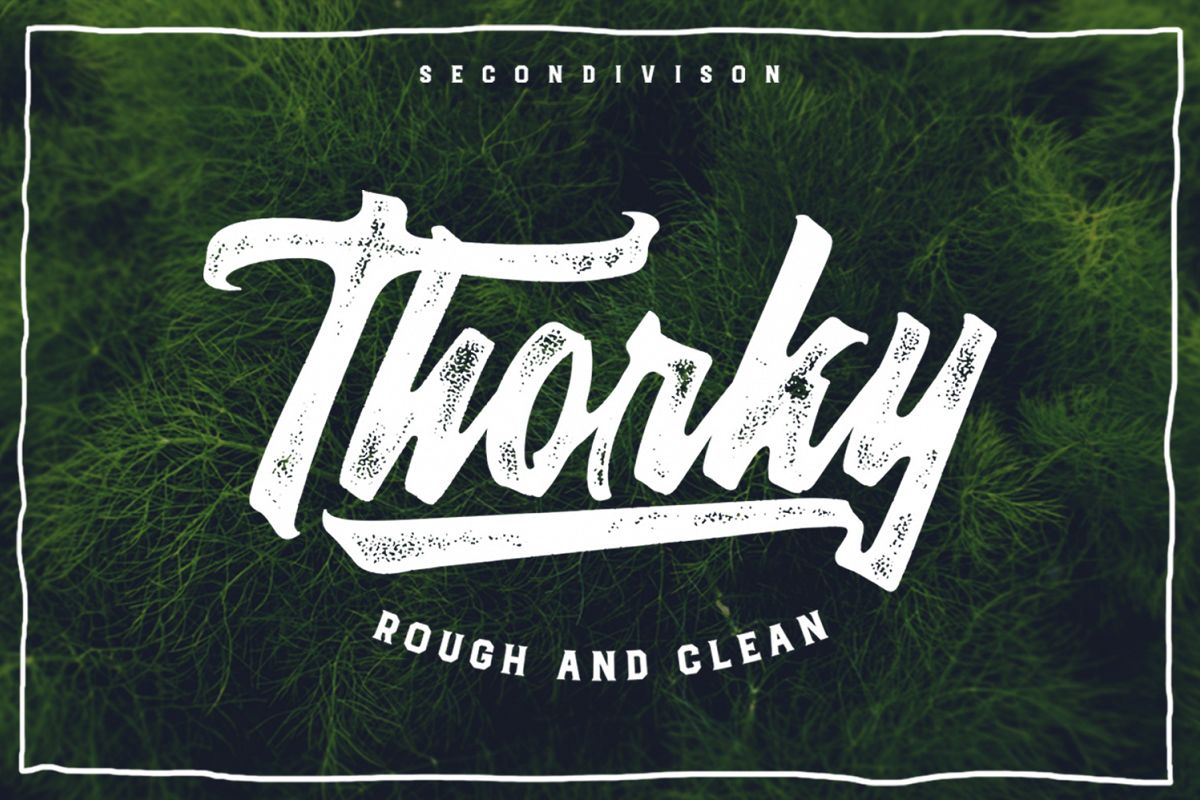 Thorky example image