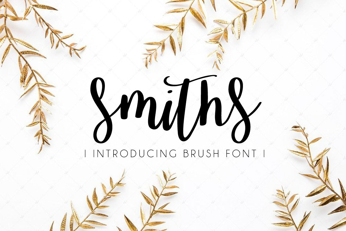 94 IN 1 Font Bundle SALE example image 4