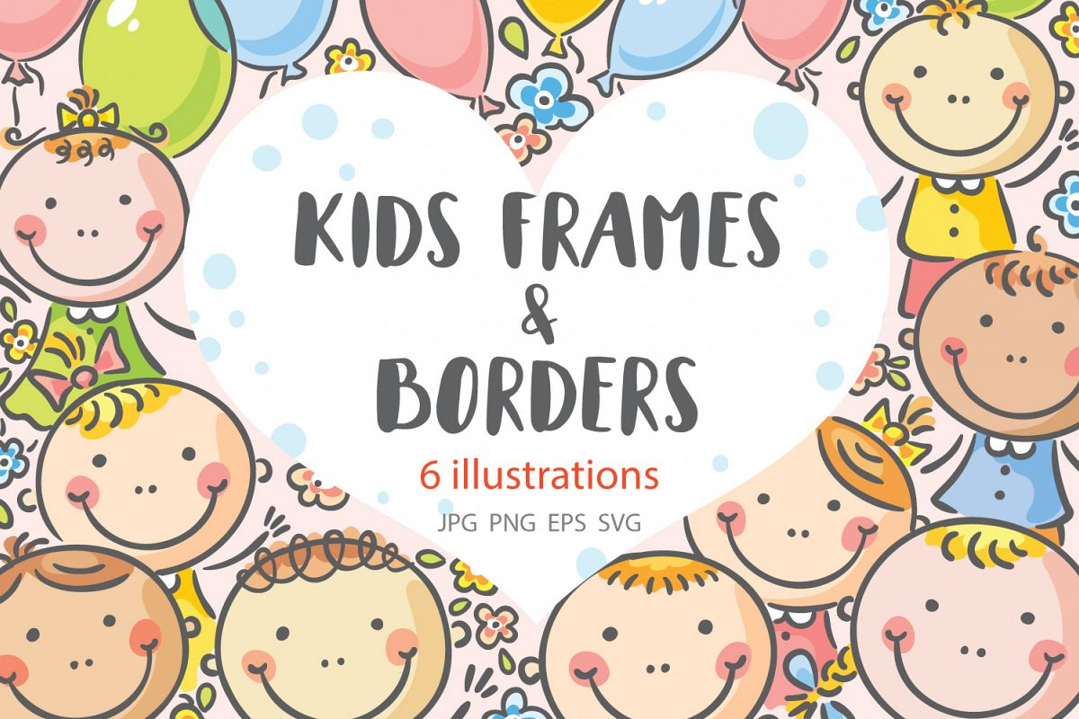 Luxury Kids Frames Images - Frame Photo Design Ideas ...