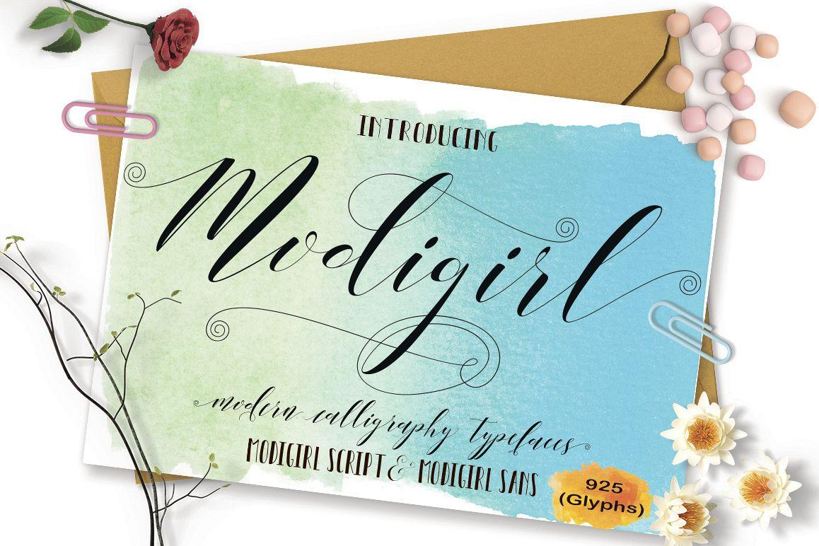 Modigirl Script example image