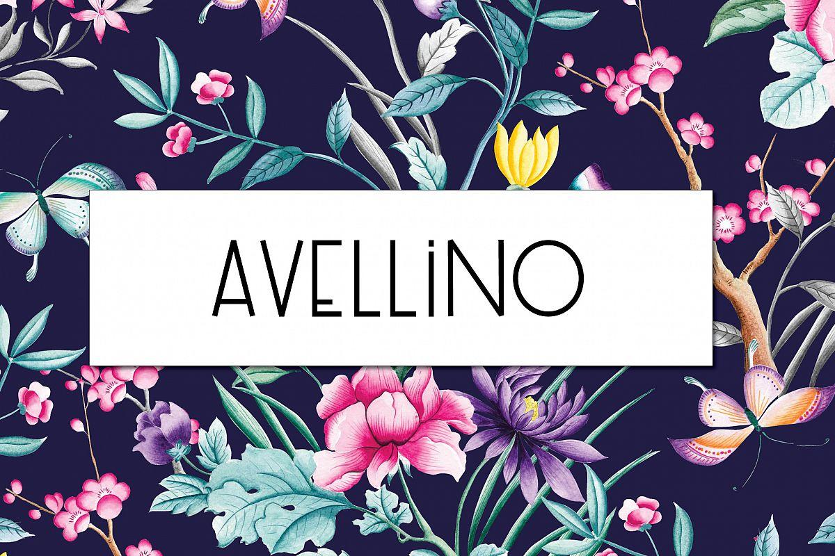 Avellino | Multilingual Sans Serif example image