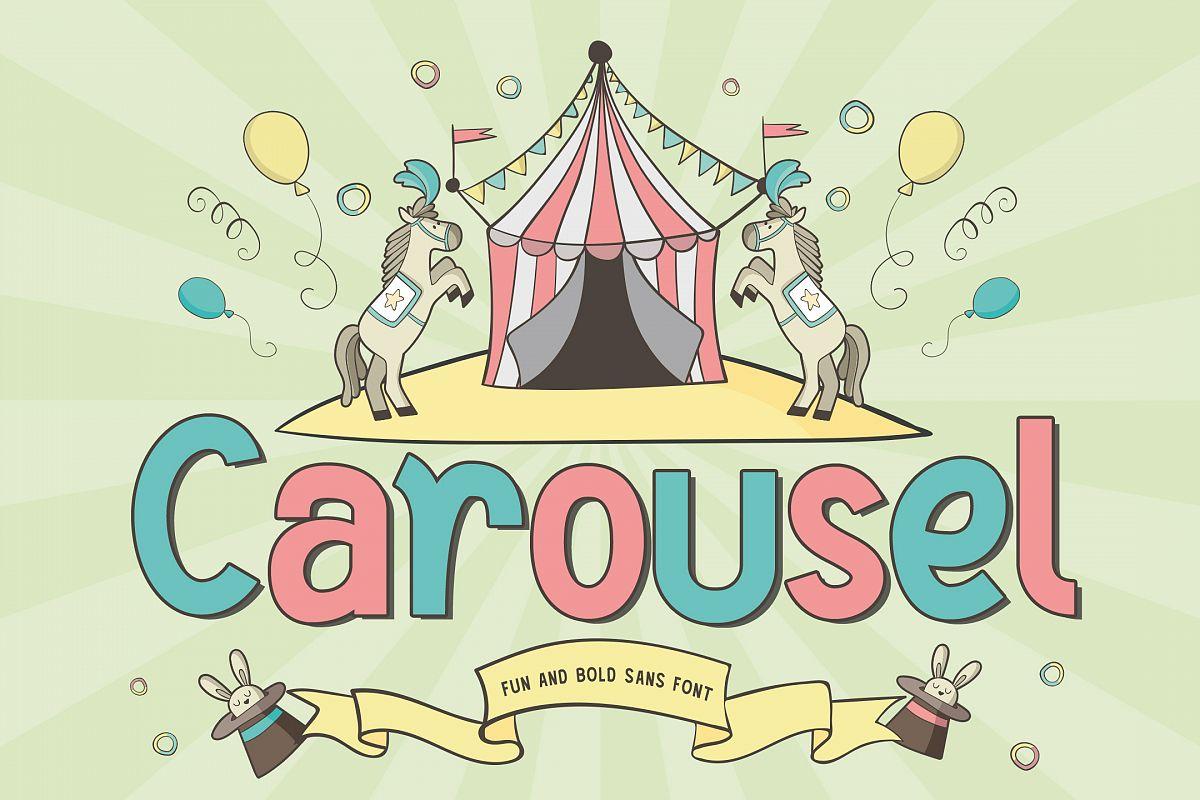 Carousel example image